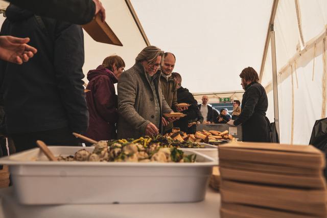 Festbuffet - forslag Catering Nordly Risskov